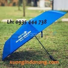 Sản xuất ô dù quảng cáo- in logo ô dù tại Quảng Ngãi