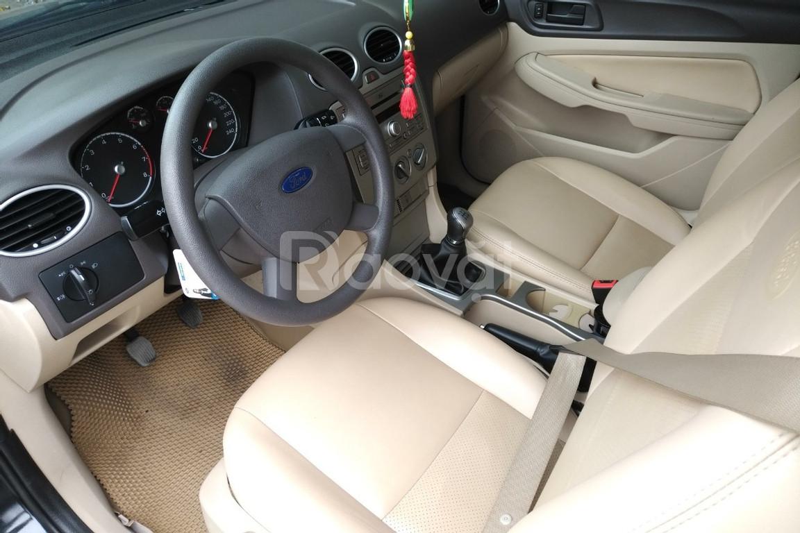 Ford Focus 1.8MT 2011
