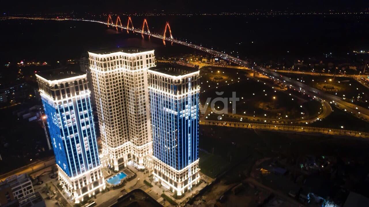 Chung cư Sunshine Riverside ra hàng mới, 2.5 tỷ 2PN full nội thất