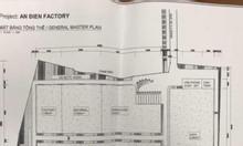 Cho thuê xưởng ngay An Điền - Bến Cát – Bình Dương, diện tích 4.5ha.
