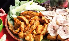 Chả cốm cho quán bún đậu - Chuyên sỉ chả cốm 90k/1kg tại Hà nội