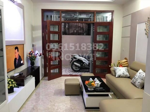 Bán nhà Chùa Hà 30m2 x 5T, nhà đầu ngõ, kinh doanh nhỏ, nhà mới đủ đồ