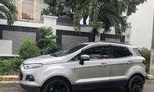 Ford EcoSport Mode 2017 biển TP HCM, màu bạc