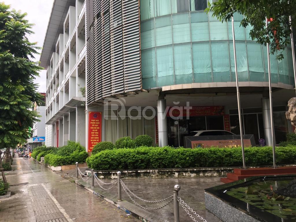 Cho thuê văn phòng phố Lê Trọng Tấn Thanh Xuân 75-115m2, giá 22tr