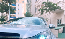 Cần bán gấp xe Mercedes C200 Edition C, đời 2014, màu Bạc, nhập Mỹ