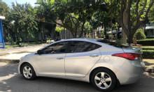 Cần bán xe Hyundai Elantra model 2014, màu bạc, nhập Hàn