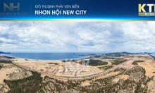 Đất biển TT TP Du lịch Nhơn Hội New City - điểm vàng cho giới đầu tư