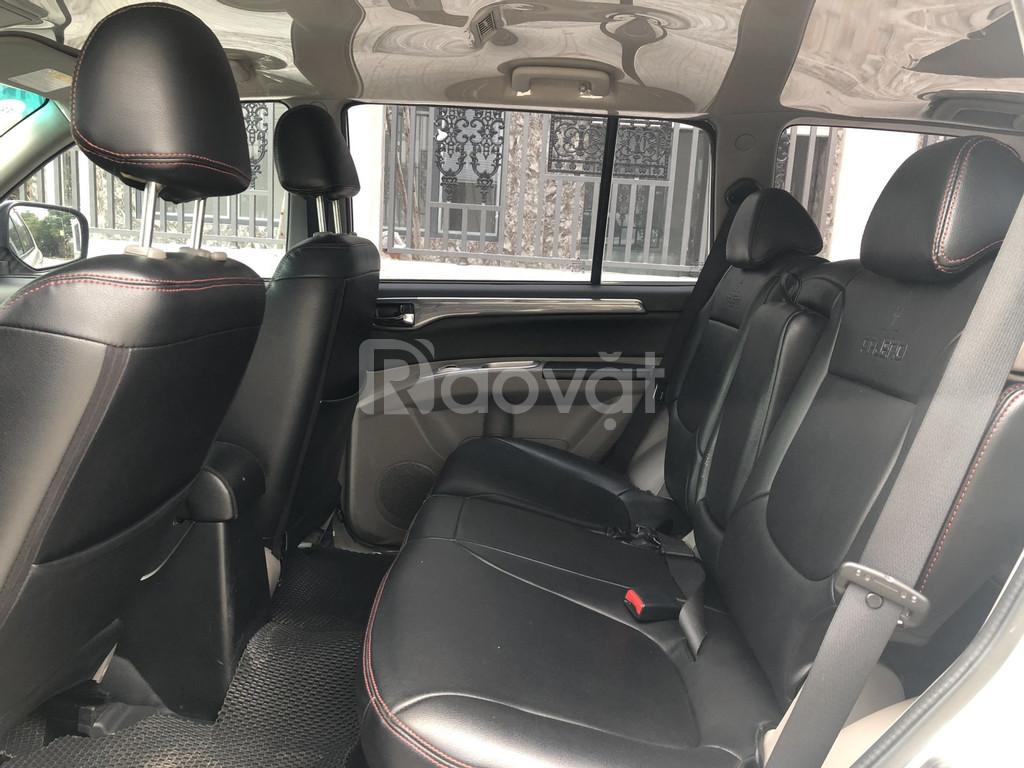 Mitsubishi Pajero Sport MT, máy dầu model 2017