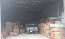 Cho thuê kho xưởng mặt tiền QL50, xã Đạo Thạnh, dt 300m2, giá 12tr
