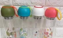 Sản xuất chai nước thủy tinh in logo tại Quảng Nam