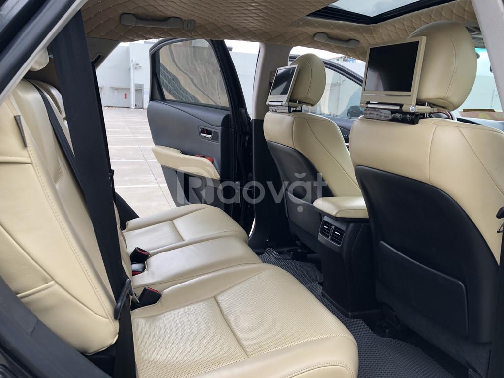 Cần bán xe Lexus RX350, Model 2010, màu đen, nhập Mỹ