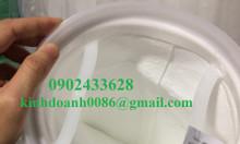 Túi lọc size 1 chất liệu PE 0.5 micron cho lọc nước mắm