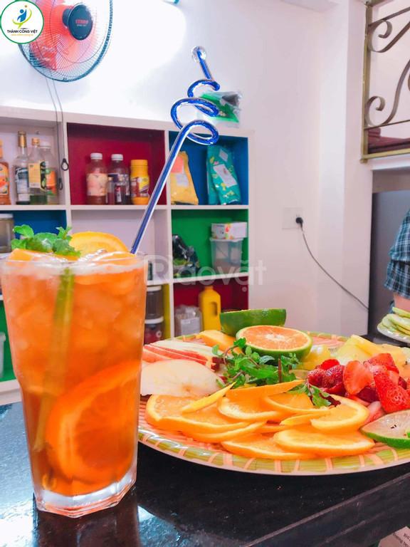 Học pha chế mở quán chất lượng  tại Đà Nẵng