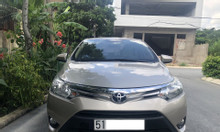 Cần bán Toyota Vios số tự động model 2018 xe chính chủ sử dụng