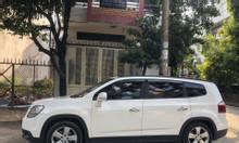 Chevrolet Orlando LTZ bản Full màu trắng, sản xuất tháng 12/2016,