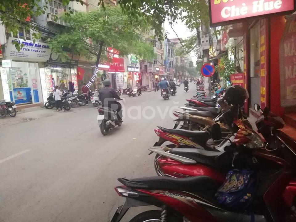 Bán nhà Phố Minh Khai 52m2 mặt tiền 4m gara ô tô kinh doanh 6 tỷ