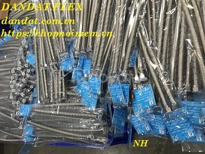 Báo giá dây bình nóng lạnh, dây ống nước inox, dây dẫn nước, ống inox