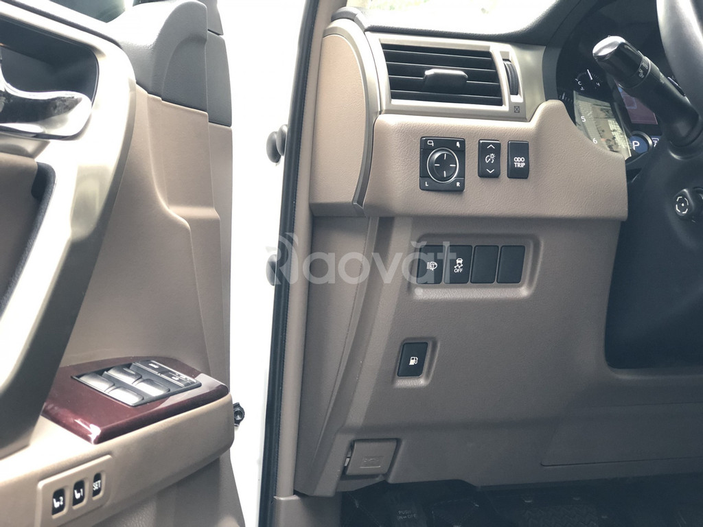 Cần bán xe Lexus GX460 Luxury, Model 2016, màu Trắng, nhập khẩu Mỹ