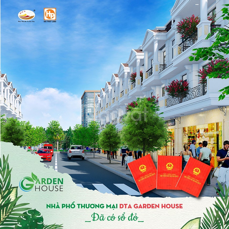 DTA Garden House VSIP Từ Sơn