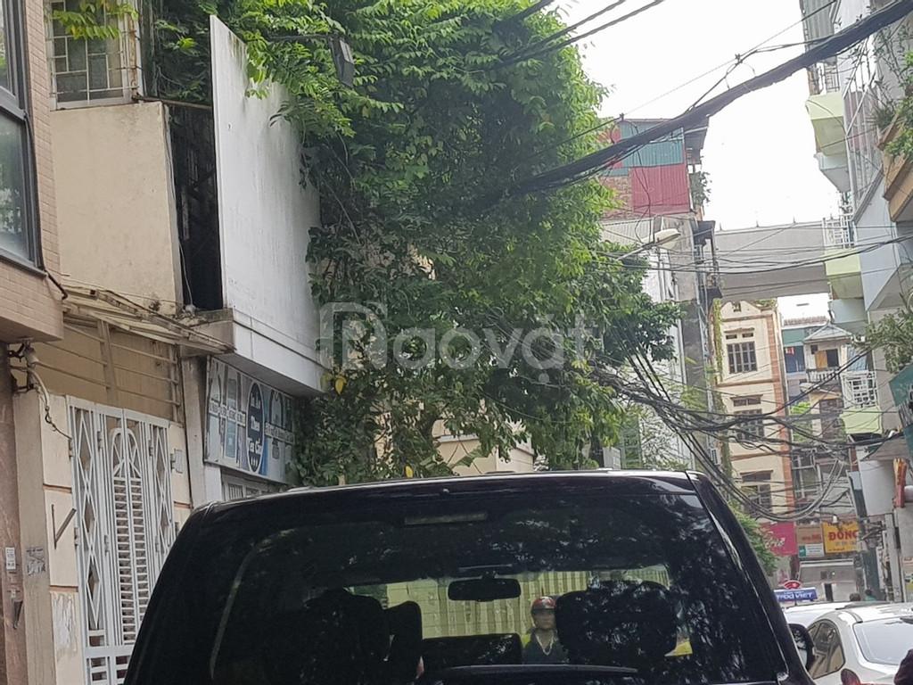 Bán nhà Trần Bình, ngõ ô tô, kinh doanh vp DT 50 m2