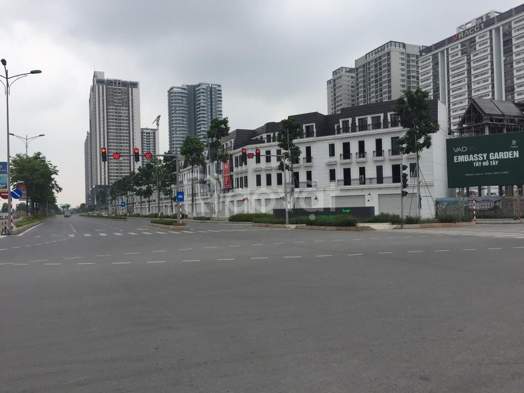 Bán biệt thự shophouse Embassy Garden, 554m2, vị trí đẹp