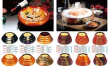 Khay Sushi, khay Sashimi, khay Tekami, khay thuyền, khay hải sản