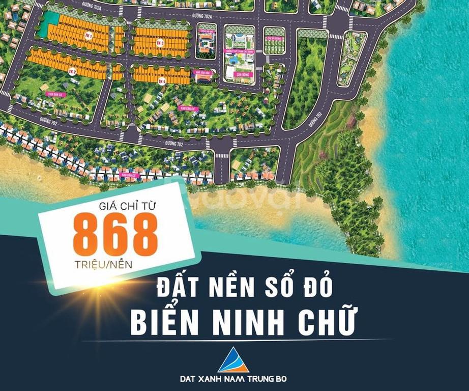 Bán đất nền Khu dân cư Mỹ Tường Ninh Chữ - Đất nền sổ đỏ Ninh Thuận