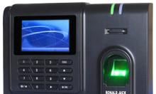 Máy chấm công vân tay X628C bán chạy, mẫu mới 100%