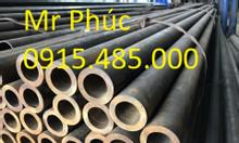 Thép ống đúc phi 219 x 8.18ly, phi 406 x 9.53ly, phi 114 x 6.35ly,