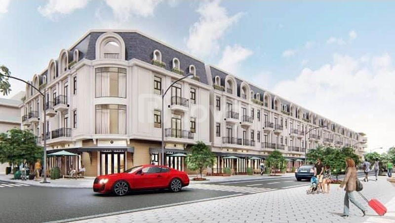 Biệt thự phố Sài Gòn-Thới An/ 30 căn suất nội bộ giá từ chủ đầu tư