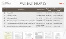 Hồ sơ pháp lý đầy đủ dự án King Palace 108 Nguyễn Trãi