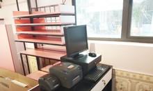 Lắp trọn bộ máy tính tiền cho tạp hóa – shop mỹ phẩm tại Cần Thơ