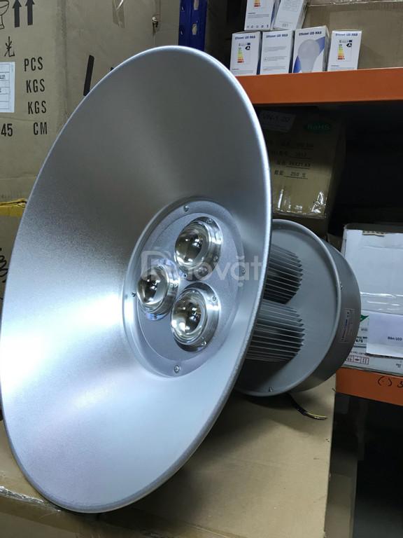 Đèn led chiếu sáng nhà xưởng công suất 150w siêu sáng