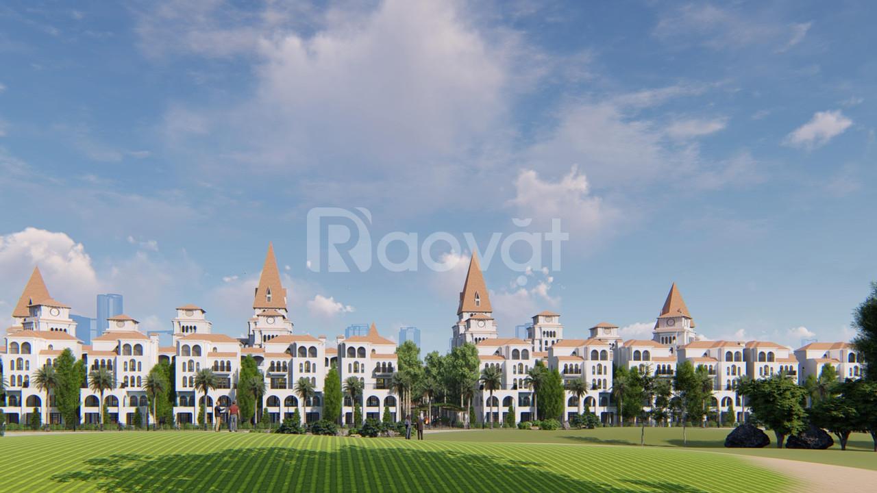Biệt thự, shophouse sunshine wonder villas, vị trí đẹp, mặt đường 30m