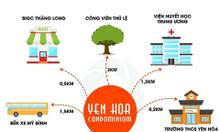 Căn góc 3 ngủ 103,6m2 giá rẻ 2.6 tỷ dự án 259 Yên Hòa, chỉ 25.2 tr/m2.
