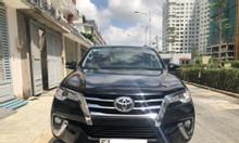 Xe Toyota Fortuner 2.7V (4x2), Model 2018, màu đen, nhập Thái