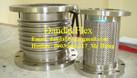 Ống nối mềm (1 đầu MB+ 1 đầu ren) - khớp nối mềm nối bích các loại (ảnh 7)