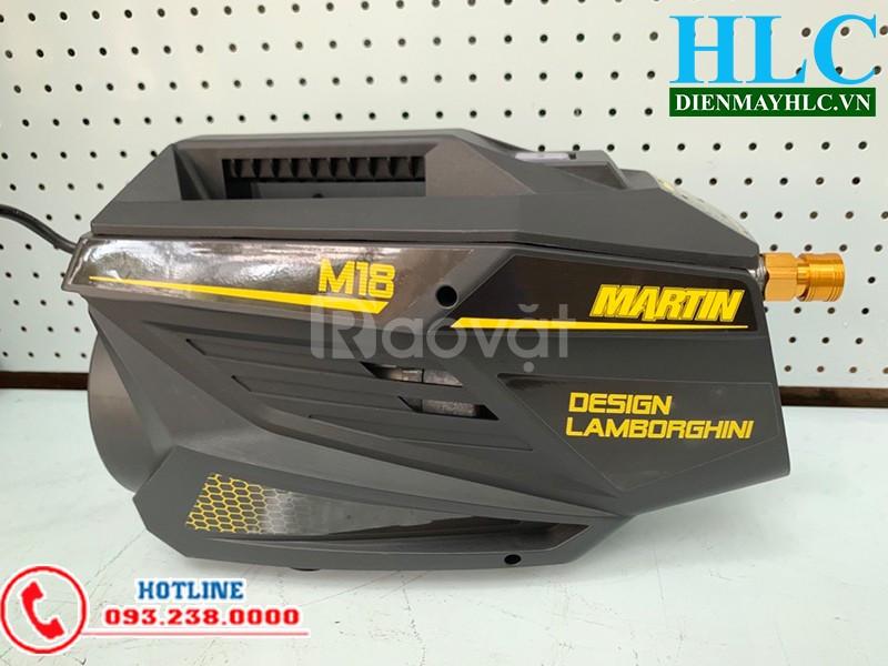 Phân phối sỉ lẻ số lượng lớn máy rửa xe cao áp Martin M18 giá rẻ