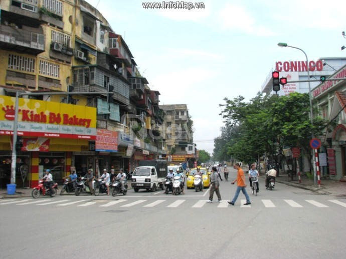 Cho thuê nhà mặt phố Tôn Thất Tùng - Quận Đống Đa