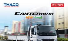 Thaco dành tặng 1000 lít dầu khi khách hàng khi mua xe Mitsubishi Fuso