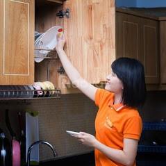 Nhân viên giúp việc nhà theo giờ