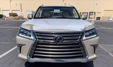 Bán Lexus LX570 Mỹ 2020