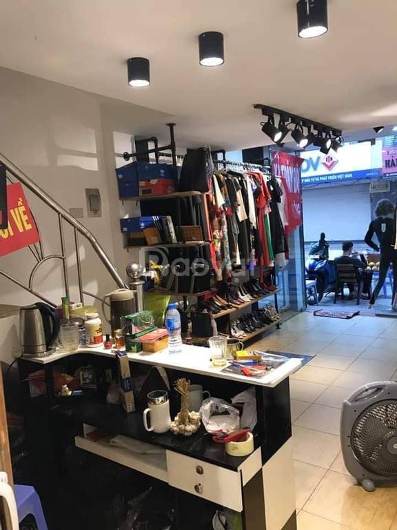 Bán nhà mặt phố Quang Trung 40m2 mặt tiền 4m5 kinh doanh sầm uất