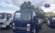 Xe tải JAC 1t9 thùng dài 4m3 động cơ Isuzu