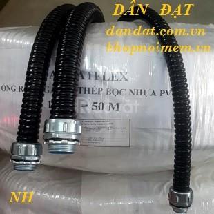 Ống ruột gà bọc nhựa, ống luồn dây điện ruột gà, ống luồn dây điện