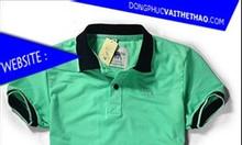 Cơ sở may áo thun đồng phục màu xanh ngọc