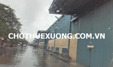 Cho thuê nhà xưởng KCN Tiên Sơn Bắc ninh DT 1,2ha giá tốt
