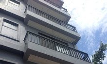 Bán nhà xây mới 40m2x5 tầng tại An Dương Vương- Tây Hồ