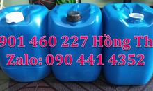 Báo giá sỉ can nhựa 20 lít can chứa hoá chất can đựng 25L can nhựa 30L