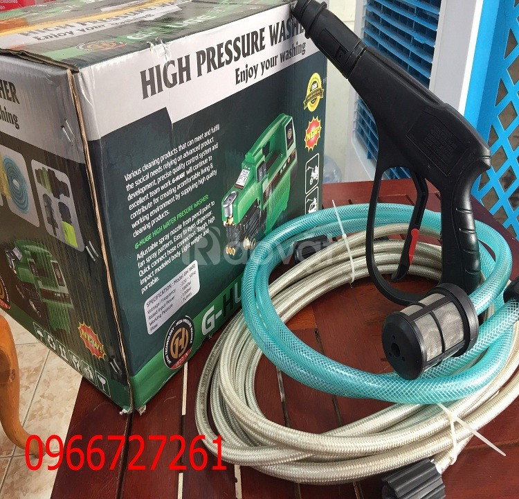 Địa chỉ phân phối các dòng máy rửa xe mini